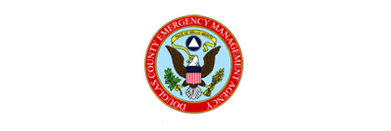 seal of the Douglas County Emergency Management Agency