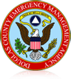 Logo of the Douglas County Emergency Management Agency website