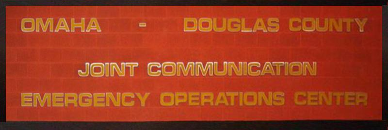 Omaha - Douglas County Joint Communication Emergency operations Center