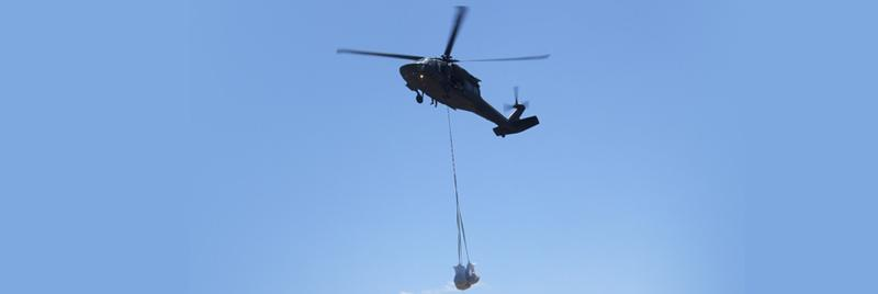 Image of Helicopter rescue